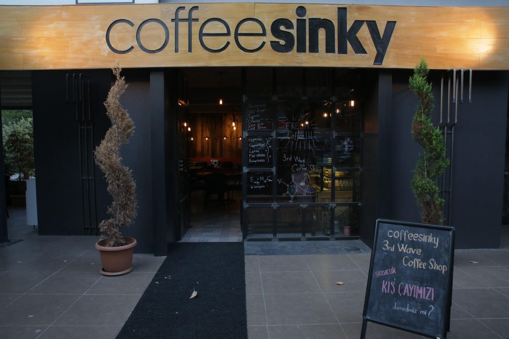 Coffee Sinky